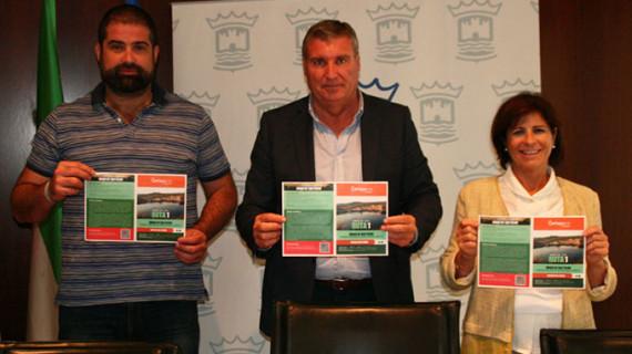 El programa 'Deporte en la Naturaleza' del Ayuntamiento de Cartaya oferta siete senderos por Huelva, Cádiz y Málaga