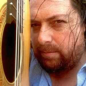 El artista espera poder presentar en España su poryecto 'Avalon', suite para Guitarra Flamenca y Orquesta.