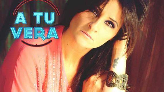 La cantante palerma Sonia López, concursante del programa 'A tu vera' en Castilla La Mancha Televisión