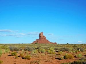 Conocer Monument Valley bien valió desviarse un poco de su ruta.