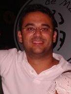 El investigador flamenco Diego Carrasco.
