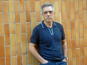 El arquitecto onubense Javier López, premiado en la categoría de Investigación por el COAH.