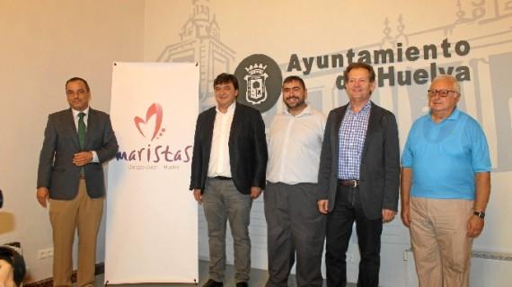 Huelva colabora para dar comienzo a las celebraciones del bicentenario Marista