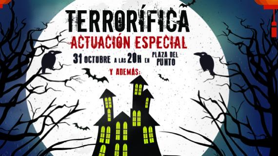 La Plaza del Punto acoge este lunes una actuación musical, teatral y danzante de 'Artes Escénicas Huelva'