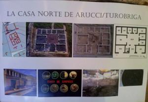 Plano de la Casa Norte.