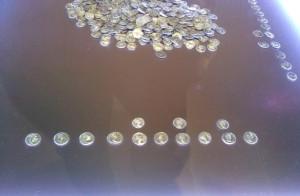 Los denarios se hallan en buen estado de conservación.