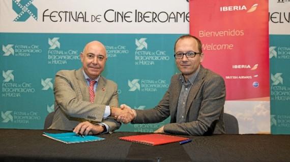 Iberia se convierte en transportista aéreo preferente del Festival de Cine con precios especiales y descuentos
