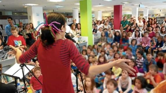 'Los sábados de cuento' regresan durante octubre y noviembre a la Biblioteca Provincial de Huelva
