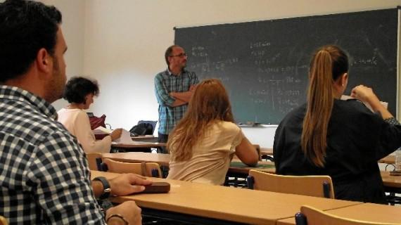 Estudiantes conocen cómo funciona la cooperación internacional en el ámbito forestal