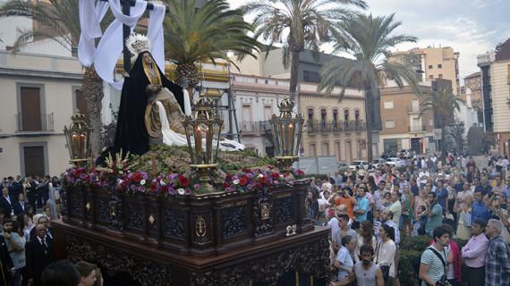 Huelva redescubre a Nuestra Señora de las Angustias por su centenario