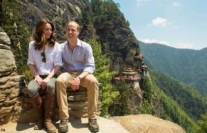 La duquesa de Cambridge, con unas botas de Valverde, en un viaje realizado a Canadá. / Foto: http://www.comprarbotas.es/