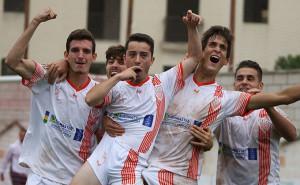 La Palma espera dar otra alegría a sus aficionados con un triunfo en El Viso. / Foto: Antonio Alcalde.