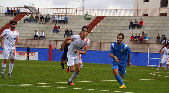 La Palma quiere hacerse fuerte en su campo y espera derrotar al Pinzón. / Foto: David Limón.
