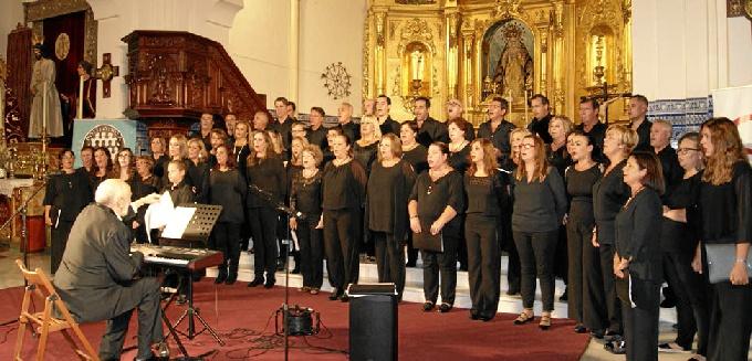 Las corales polifónicas de Tomares e Isla Cristina protagonizan la apertura del XX Festival Coral del Atlántico