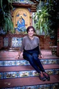 Siempre ha sido una gran lectora, hasta que ha sentido la necesidad de contar sus propias historias. / Foto: Adolfo Morales.