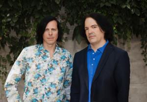 Ken Stringfellow y Jon Auer son los componentes del grupo.