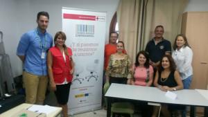 Proyecto Alianzas cruz roja leroy merlin