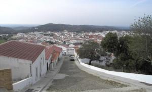 El municipio de Santa Barbára de Casa.