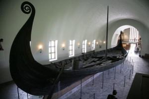Museo de barcos vikingos, situado en Oslo. / Foto: dondeviajar.net