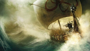 Los vikingos eran grandes marinos. / Foto: taringa.net
