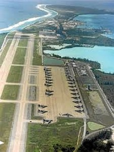 La isla acoge hoy una de las bases militares más importantes de EEUU. / Foto: www.mdzol.com