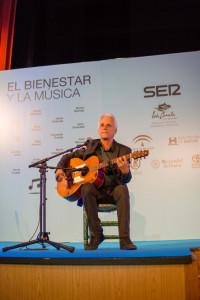 Actuación de Kiko Veneno.