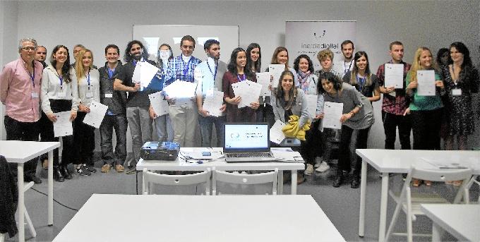 Nuevos cursos del programa 'Erasmus+' a través de una plataforma eLearning