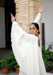 Isabel Augusto, una artista del flamenco en mayúsculas.