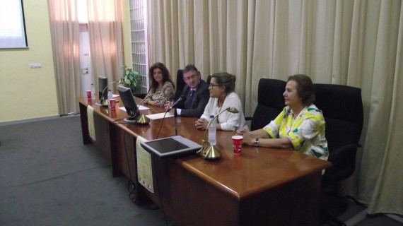 La Universidad de Huelva muestra labor de custodia y difusión del patrimonio documental