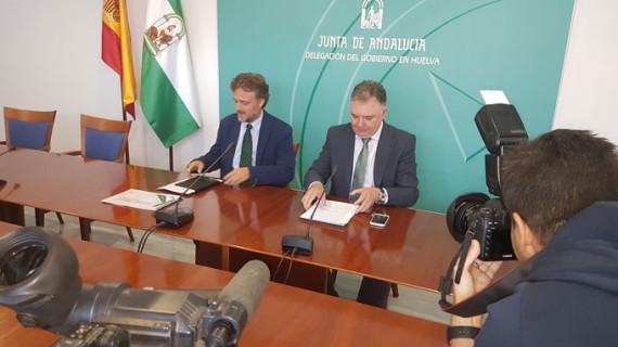 El presupuesto de la Junta incluye inversiones en Huelva para el Banco de España y el edificio de Hacienda