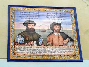 Diego García participó con Magallanes y Elcano en la primera vuelta al mundo en el siglo XVI. / Foto: vecinadelpicasso.wordpress.com