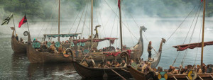 Los vikingos llegaron en dos ocasiones a Al-Andalus.