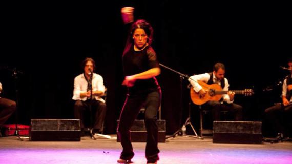 Rocío Fernández abre el III Festival Flamenco 'Ciudad de Huelva'