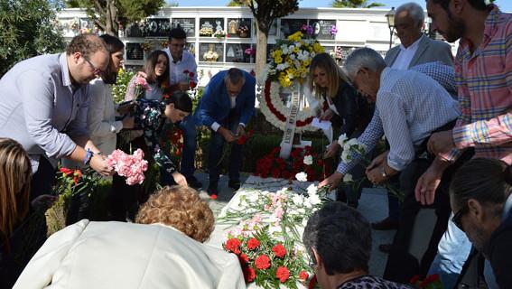 San Juan del Puerto recuerda a los vecinos enterrados en la fosa común de Palos de la Frontera