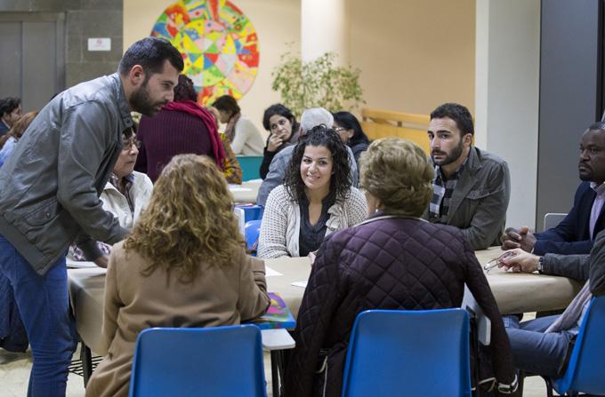 Elaboran un plan para fortalecer y coordinar el tejido asociativo de la ciudad de Huelva