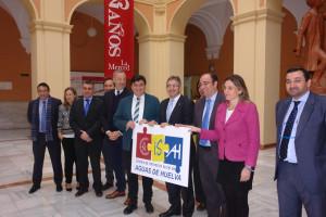 Presentación de la Cátedra Aguas de Huelva.