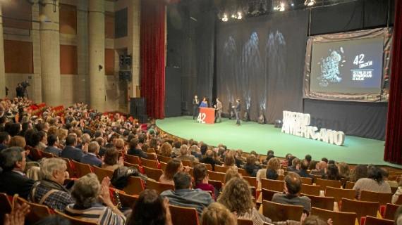 El Festival de Cine Iberoamericano clausura su 42 edición con el Colón de Oro a 'Pizarro' y el Premio Luz a Manuela Ocón