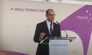 Intervención de Nicolás Konialidis, consejero delegado de Impala.