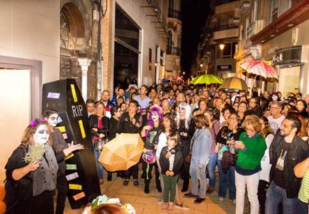 Huelva resucitó el patrimonio arquitectónico a ritmo de jazz