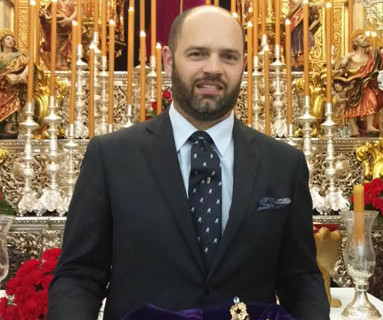 Europa se fija en la labor callada del joyero onubense José María Carrasco