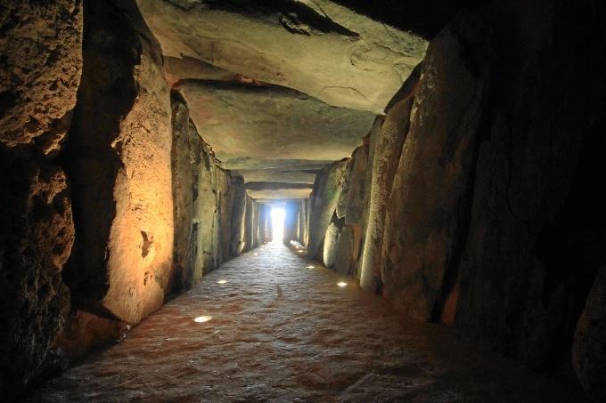 Las jornadas han supuesto un gran escaparate para dar a conocer el Dolmen de Soto.