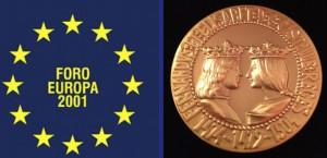 El onubense recibirá esta Medalla que representa el doblón de los Reyes Católicos.