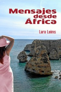 El libro está escrito bajo el seudónimo de Lara Leims.