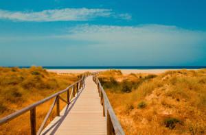 Huelva tiene más de 3.000 horas de sol al año. / Foto: blog.fuertehoteles.com