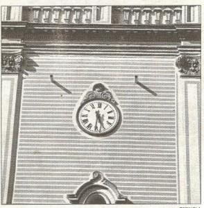 El reloj mercedario.