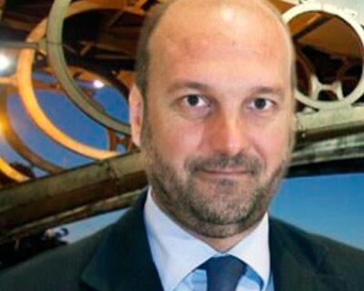 Curro Pérez, un onubense en la cúpula del Ministerio del Interior