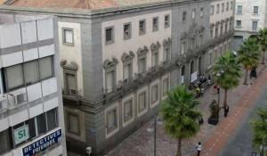 Edificio de Hacienda de Huelva.