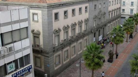 El Círculo Sectorial del Patrimonio Cultural defiende la singularidad del edificio de Hacienda