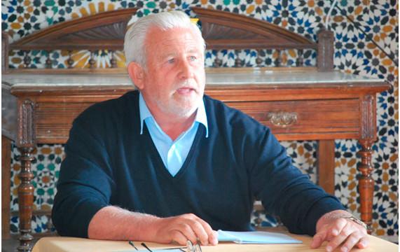 El escritor Luis de la Rasilla publica la novela 'Un amanecer fugaz'