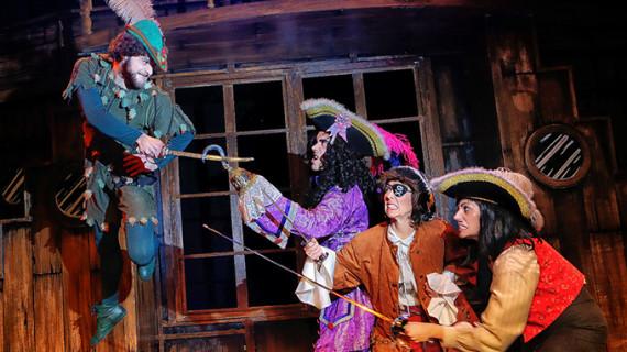 La magia del País de Nunca Jamás llega a Trigueros con 'Peter Pan. La Batalla Final'